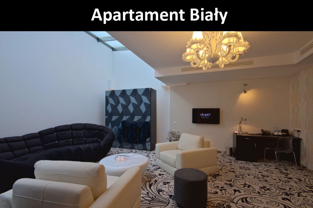 White Suite Apartament