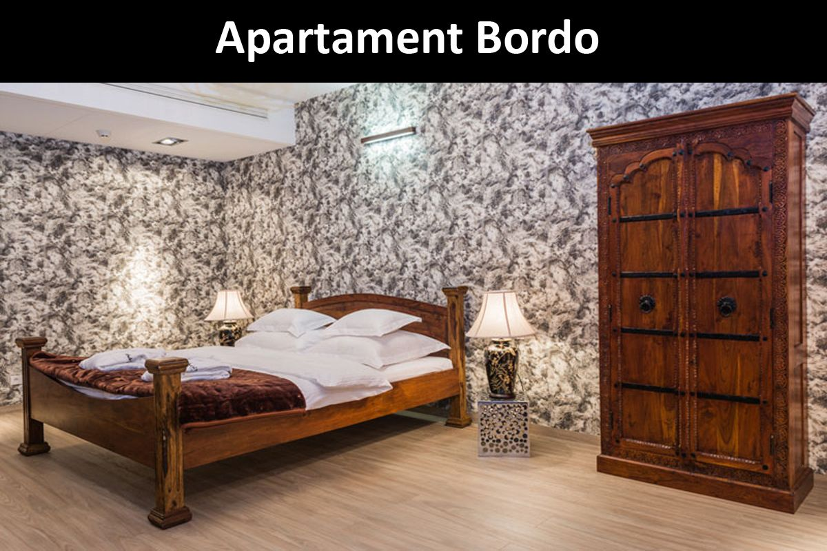 Apartament Bordo