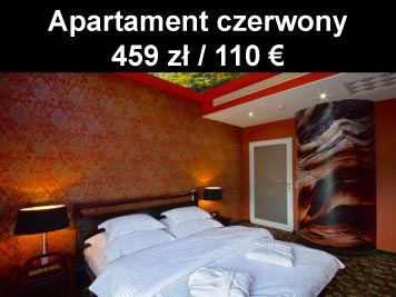 Red Suite Apartament