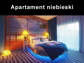 Blue Suite Apartament