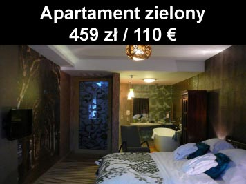 Green Suite Apartament