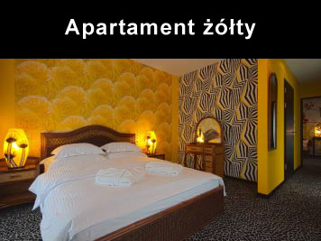 Yellow Suite Apartament