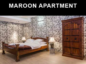 MAROON APARTMENT